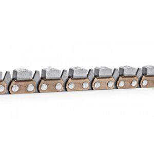 silver concrete saw chain