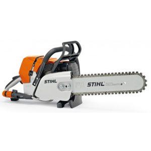 tree or metal cutting chainsaw machine
