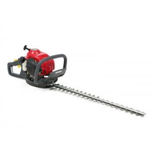 hedgecutter with long flat blade