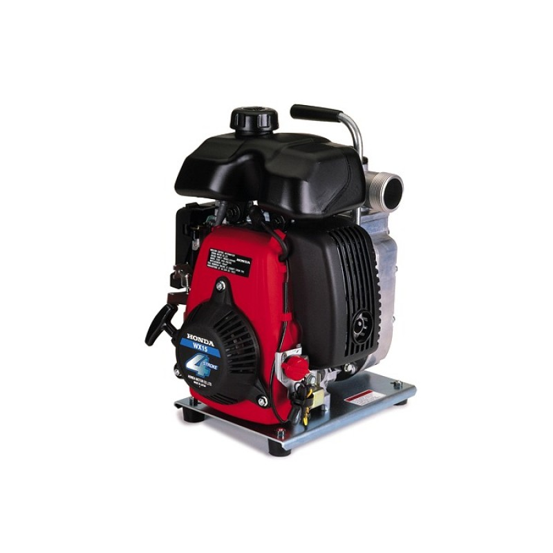 black and red machine for water pump