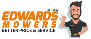 edwards mowers logo