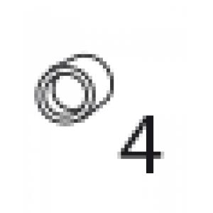 four washer diagram