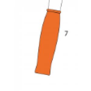 rubber handle part