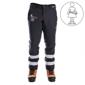 women's fire resistant chainsaw trousers