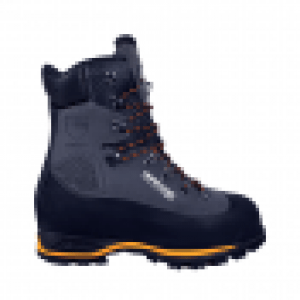black chainsaw boots