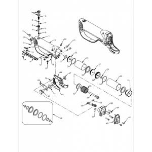 castellari c air parts