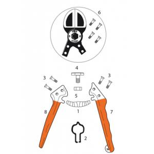 castellari sacateur parts