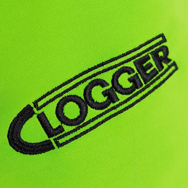 clogger embroidery on pants