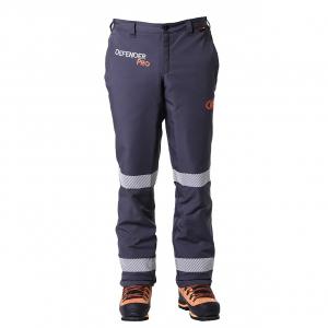 black chainsaw pants