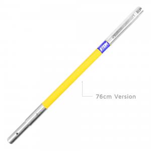 long fiberglass mid pole