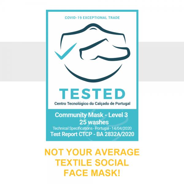 3-layer safe mask poster