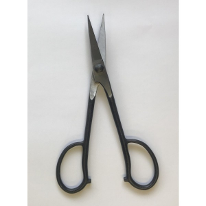 small metal shears with long handle
