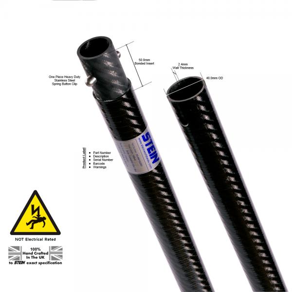 long black base pole