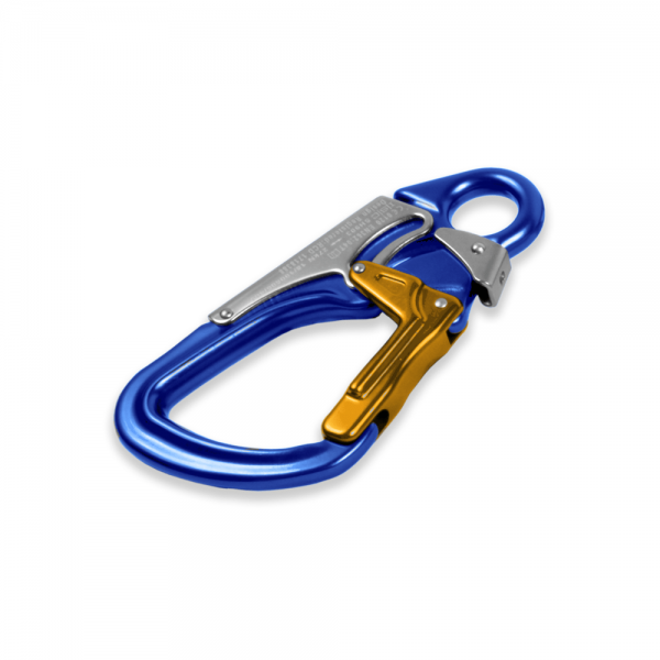 blue metal 3-way snap