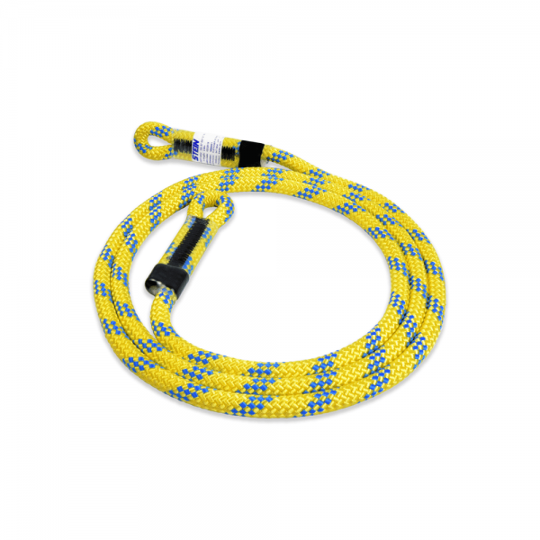 long yellow rope