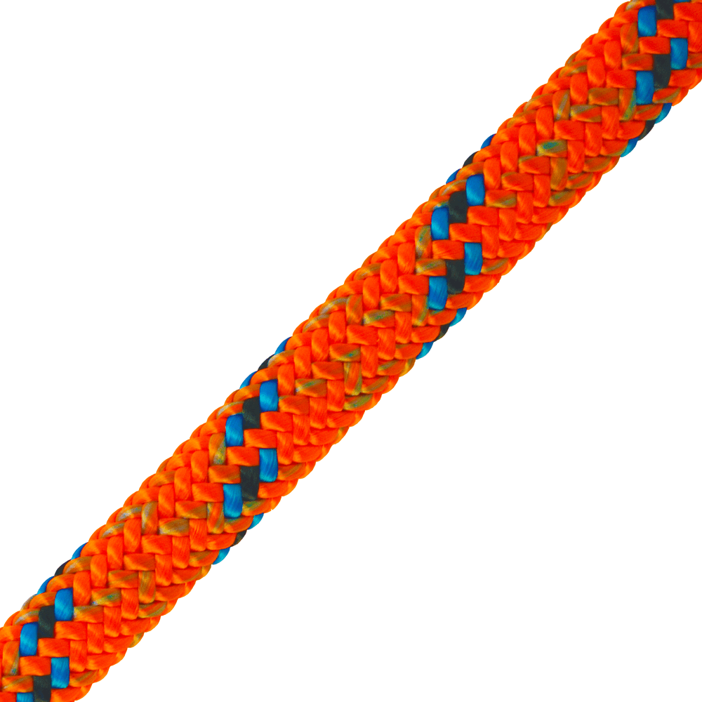 red and blue rope
