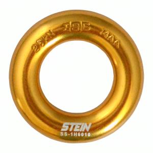 gold aluminum ring