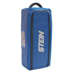 blue storage bag