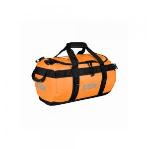 orange metro kit storage bag