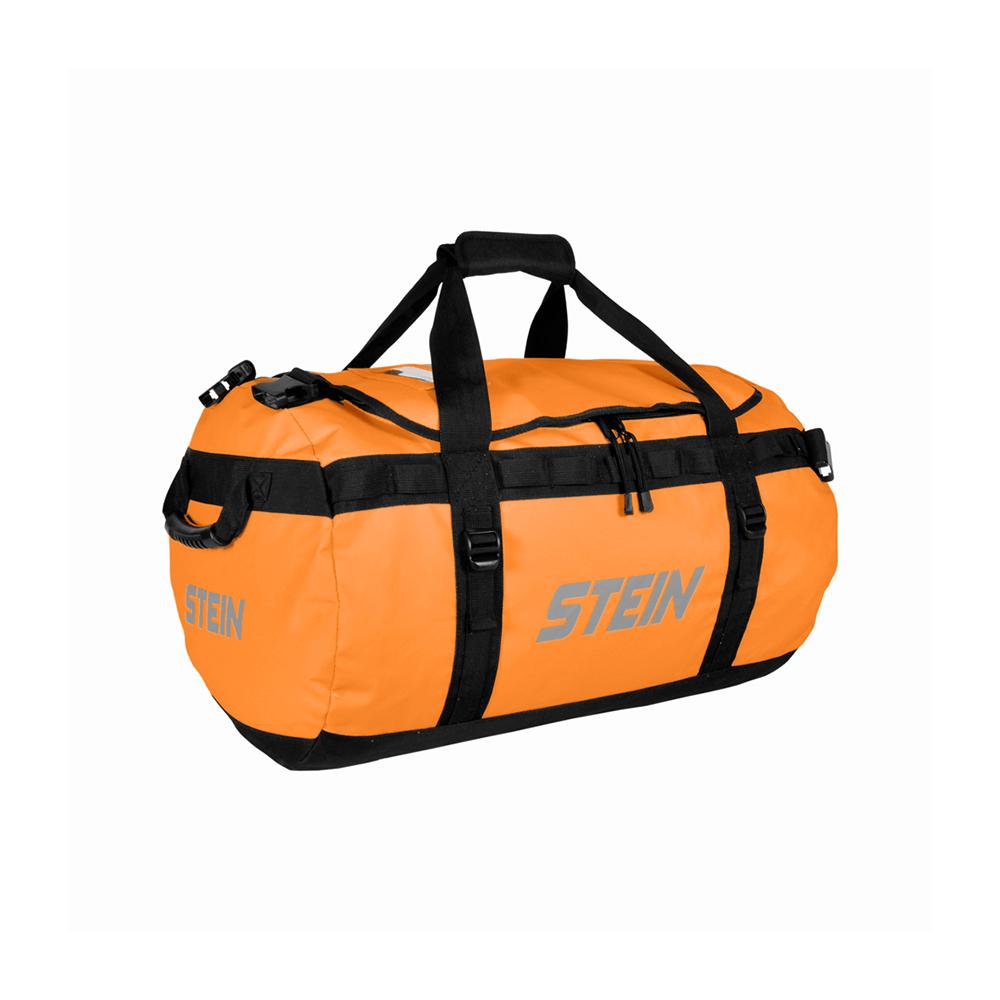 orange metro storage bag
