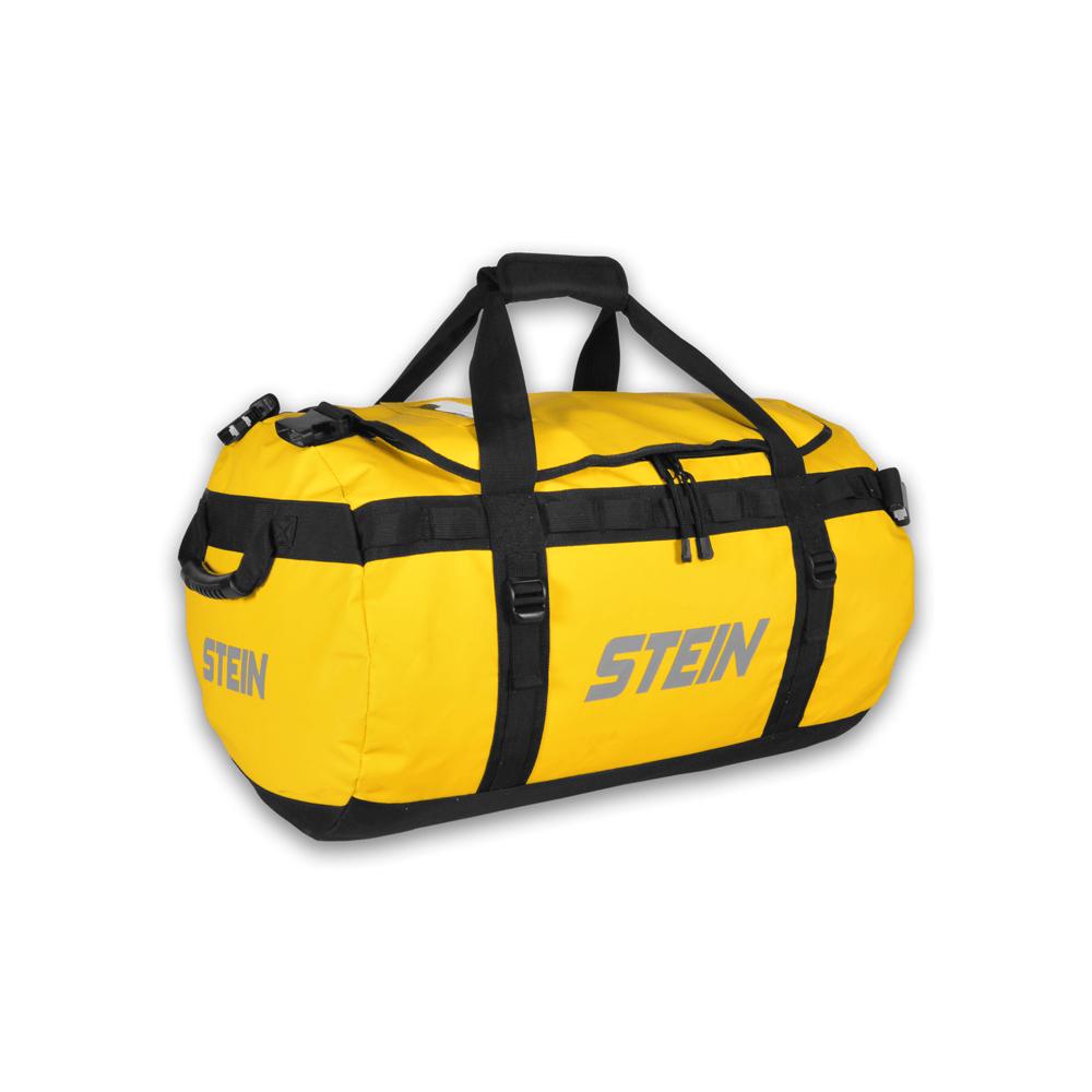 yellow metro kit storage bag