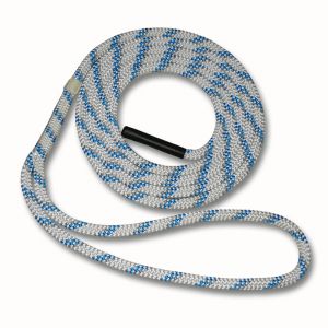 blue and grey sling