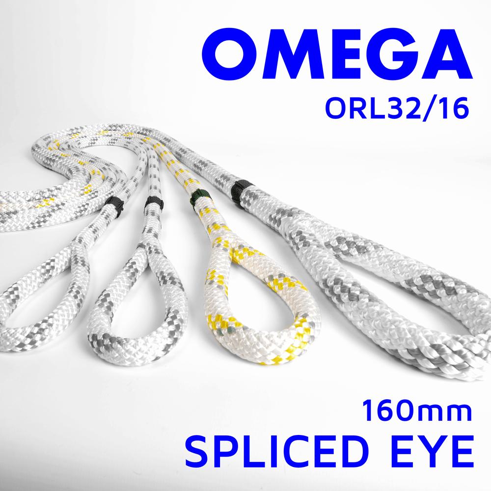 omega spliced eye poster