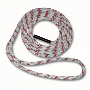 red and grey multi sling