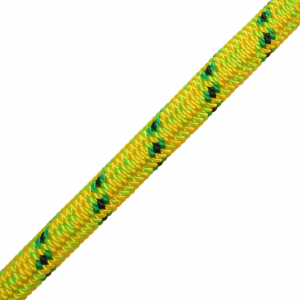 yellow and black rope
