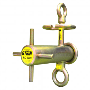 gold piece lowering device