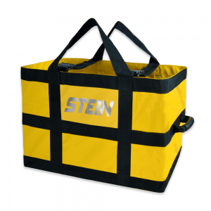 yellow rigger storage bag