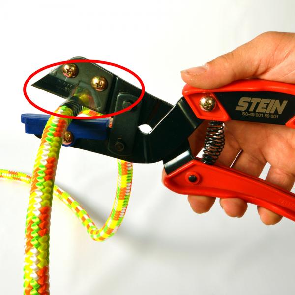 small razor rope cutter