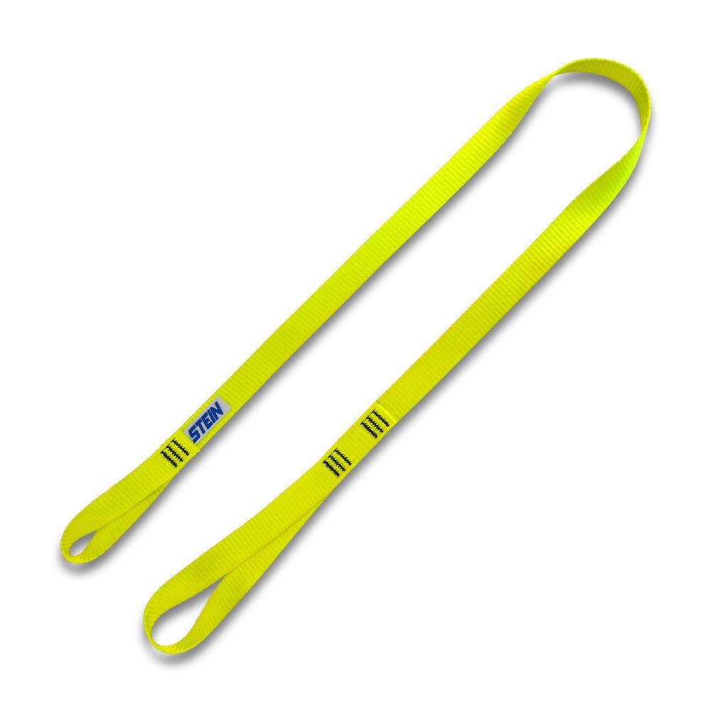 yellow lanyard