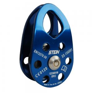 blue swing cheek pulley