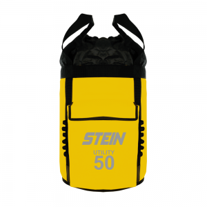 yellow utility storage bag