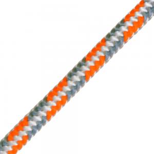 grey and orange rope