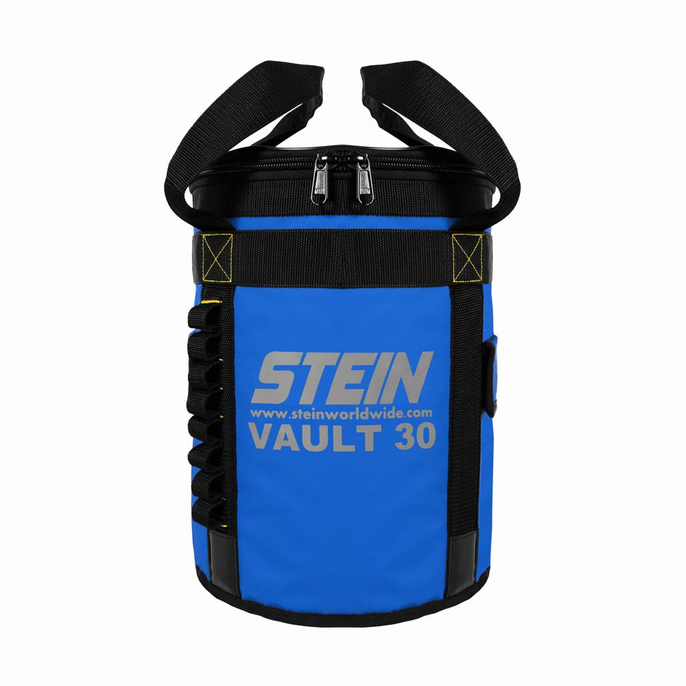 blue vault kit storage bag