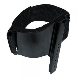 black velcro pads