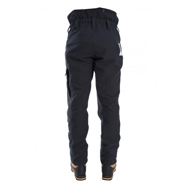 women's black fire resistant trousers