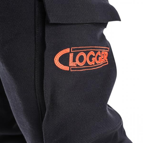 black pants with side pocket