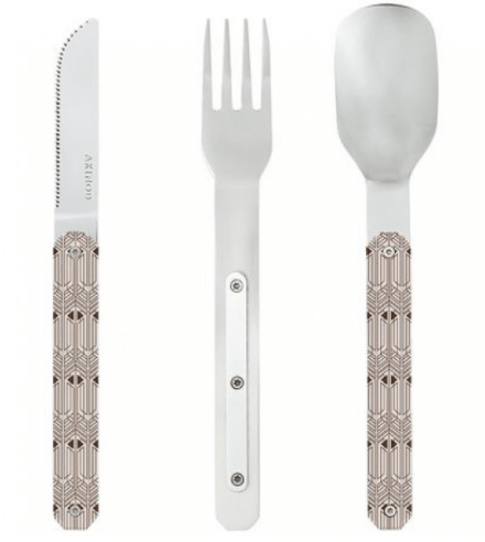 straight magnetic cutlery