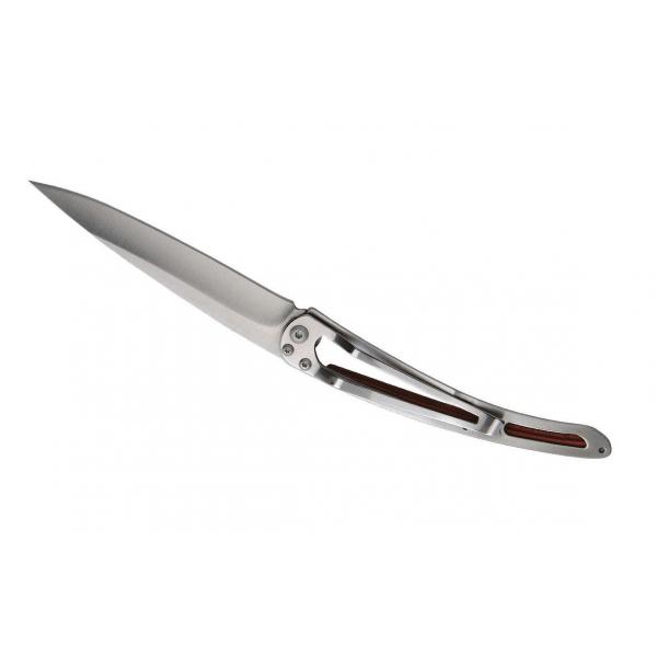 coralwood folding knife