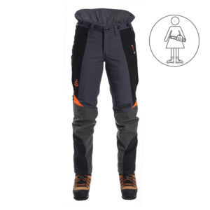 women's chainsaw trousers