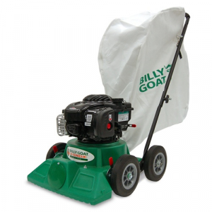 four wheels vacuum with handle