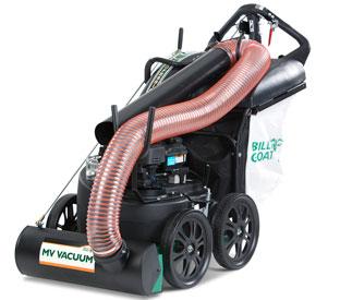 black heavy duty vacuum
